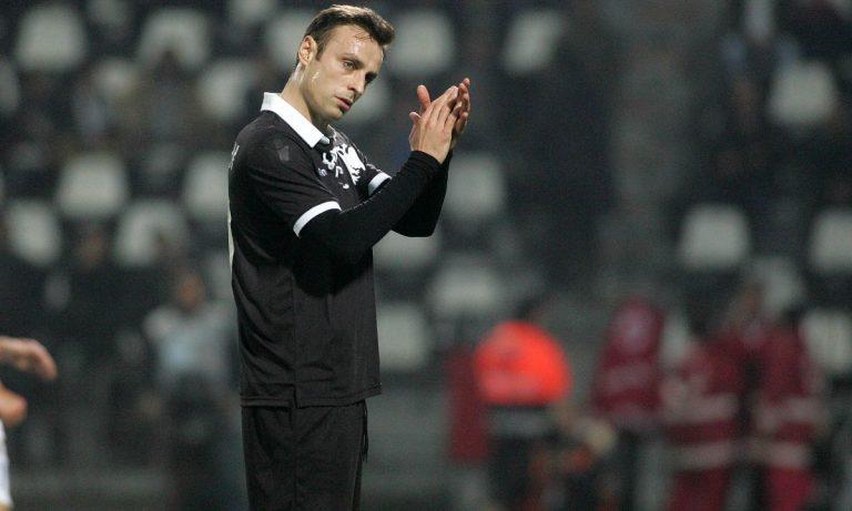 Μπερμπάτοφ: «Αγάπησα τον ΠΑΟΚ αλλά δεν πέρασα καλά με τον προπονητή!» (vid)