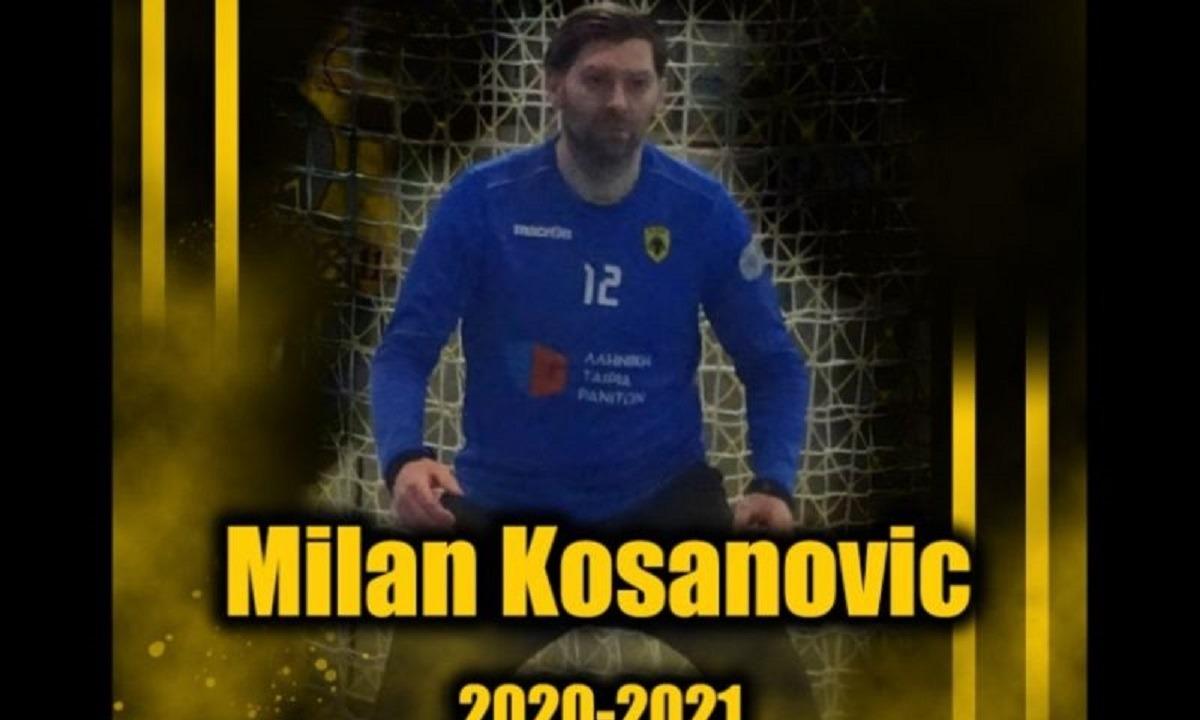 Για ακόμη έναν χρόνο μαζί ΑΕΚ και Κοσάνοβιτς - Sportime.GR