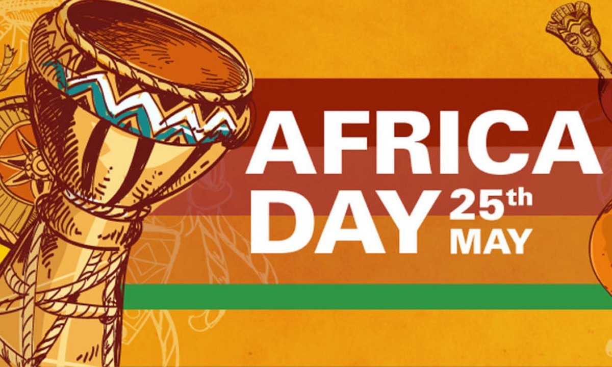 25 Μαΐου: Ημέρα της Αφρικής