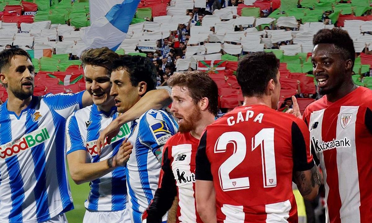 Copa del Rey: Μπιλμπάο και Σοσιεδάδ ζητούν να γίνει με κόσμο ο τελικός - Sportime.GR