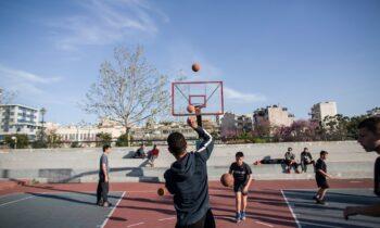 Ακαδημίες μπάσκετ