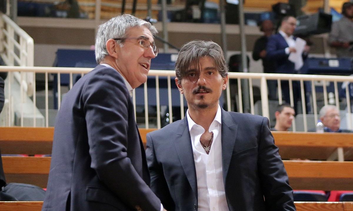 Γιαννακόπουλος: Φουλ επίθεση στη Euroleague: «Μας γ@μ… οι μαφιόζοι κάθε εβδομάδα» (vid) - Sportime.GR