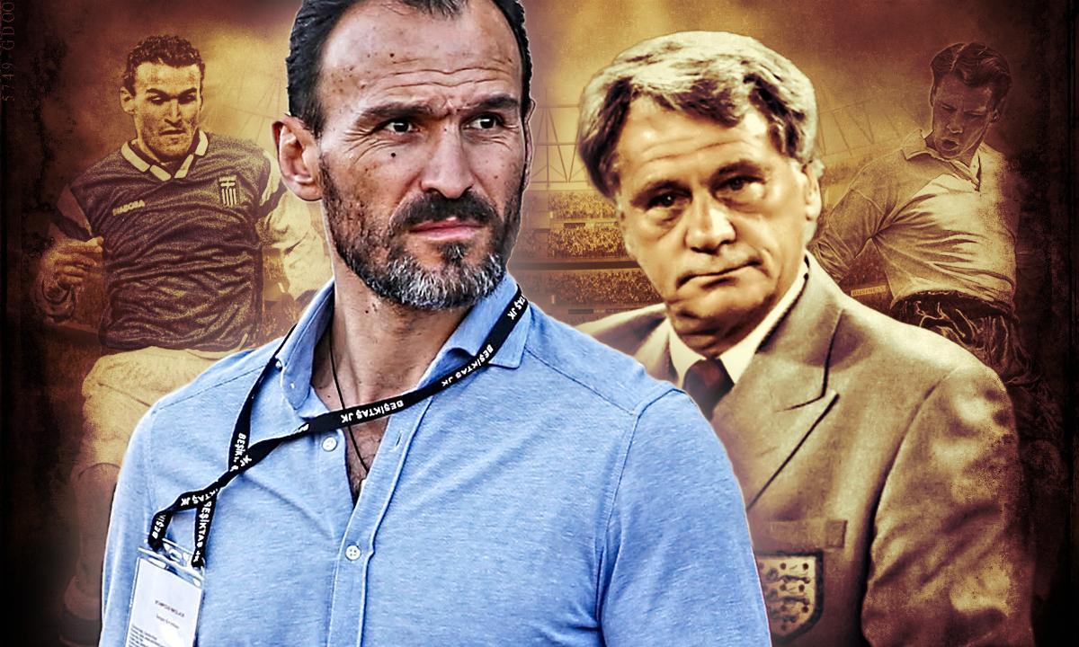 Νίκος Νταμπίζας στο Sportime: Για τον Μπόμπι Ρόμπσον, τον προπονητή μου (pics, vids) - Sportime.GR