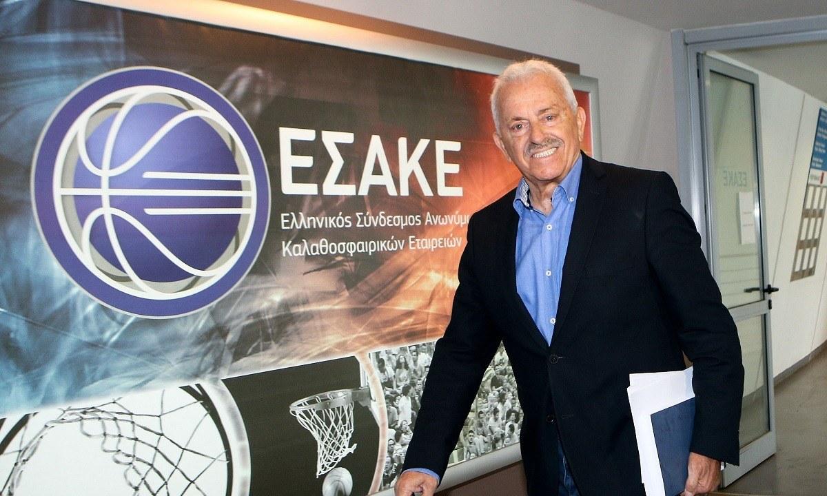 ΕΣΑΚΕ: Το υγειονομικό  πρωτόκολλο της νέας σεζόν - Sportime.GR
