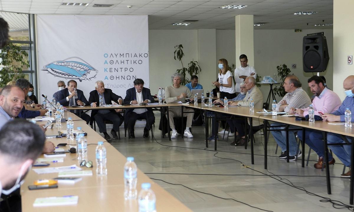 ΕΣΑΚΕ: Οι αποφάσεις που πάρθηκαν στο Δ.Σ. - Sportime.GR