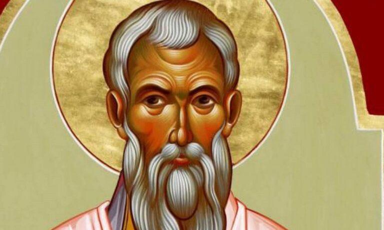 Εορτολόγιο Σάββατο 23 Μαΐου: Ποιοι γιορτάζουν σήμερα