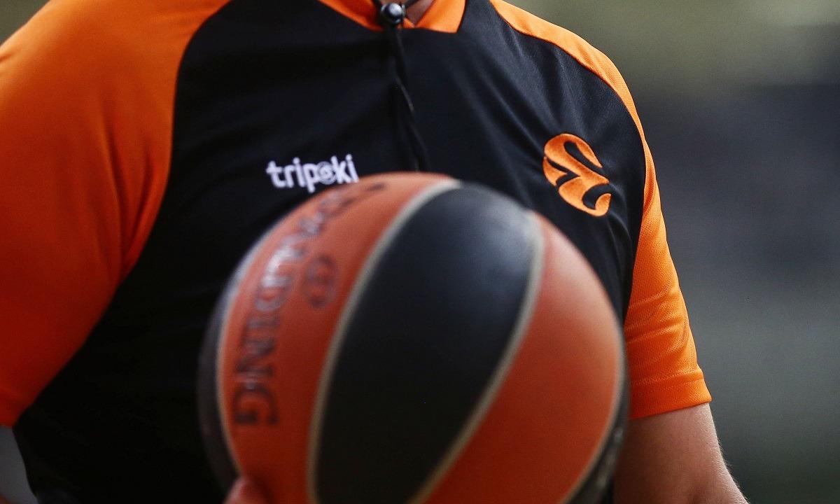 Euroleague: Οι διαιτητές της πρεμιέρας των «αιωνίων»