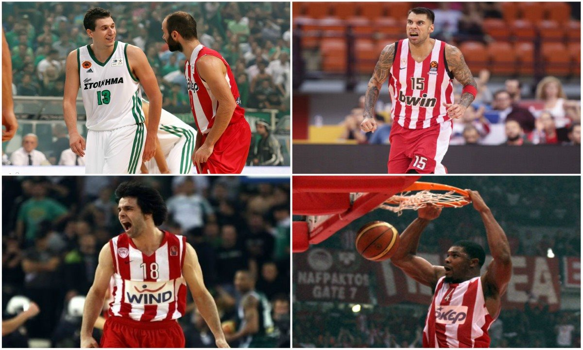 Euroleague All Decade Team: Με χρώμα ελληνικό και «ερυθρόλευκο» - Sportime.GR