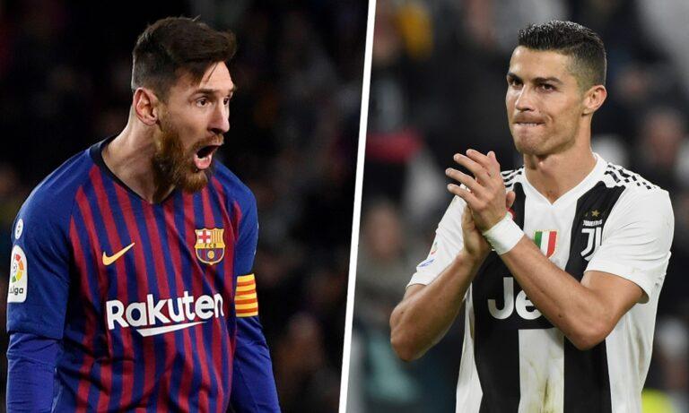 FIFA 2021: Αυτές είναι οι βαθμολογίες των Ρονάλντο και Μέσι – Ποιος είναι ο κορυφαίος!