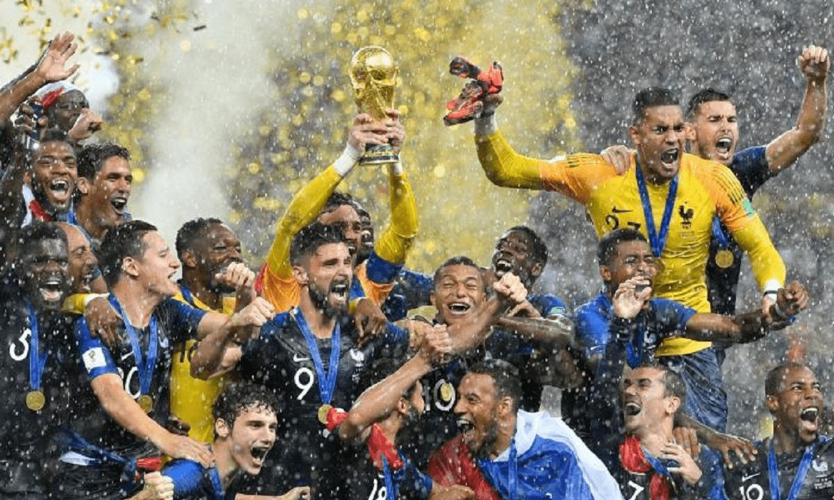 Εθνική Γαλλίας: Παίκτης πούλησε το χρυσό μετάλλιο του 2018!
