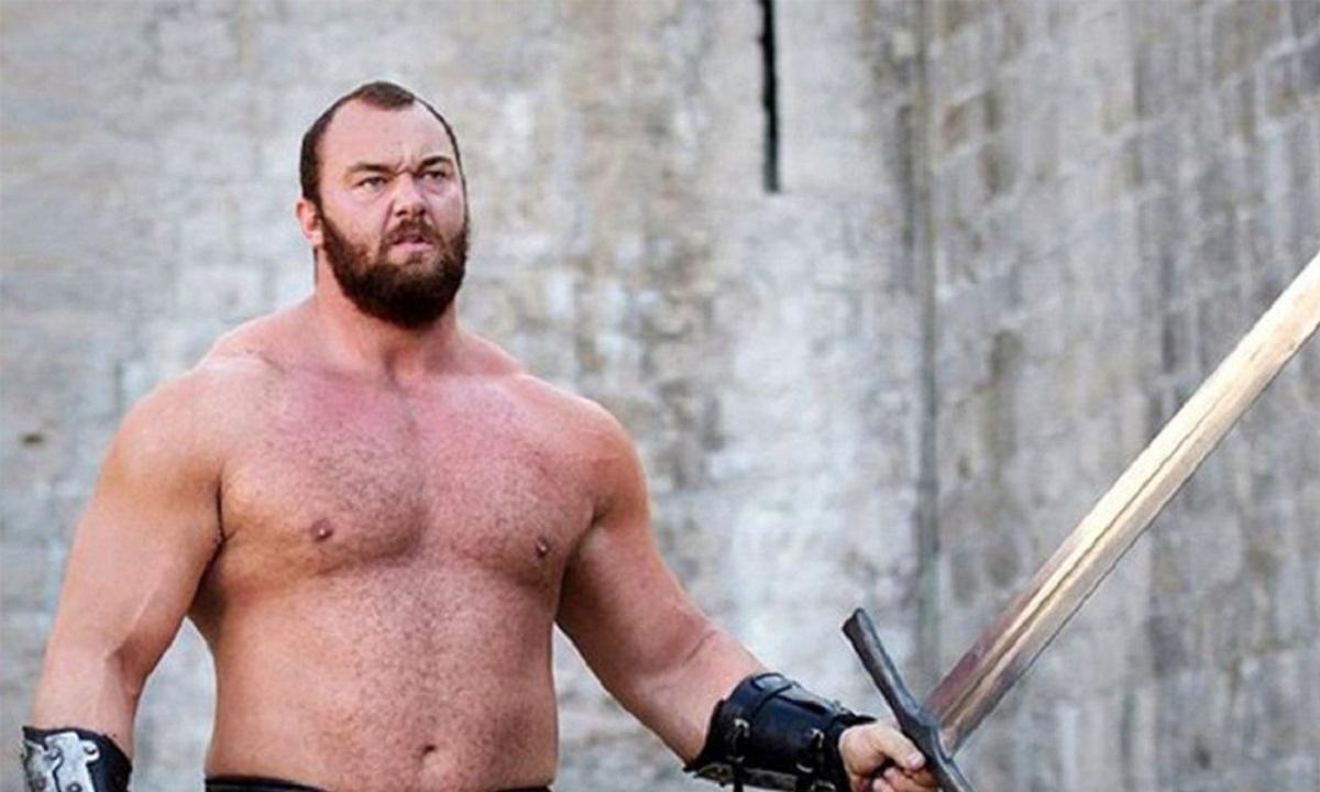 Game of Thrones: Το «Βουνό» σηκώνει 501 κιλά! (vid)