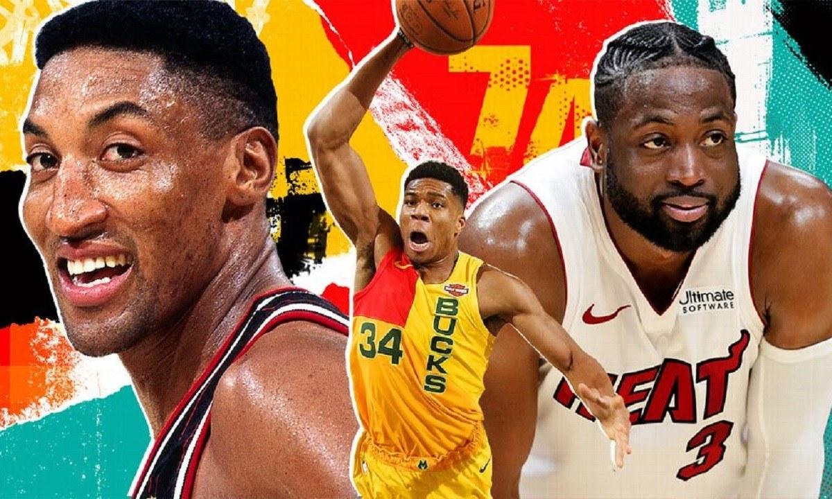 Αντετοκούνμπο: Το ESPN τον κατέταξε 27ο όλων των εποχών στο NBA! - Sportime.GR