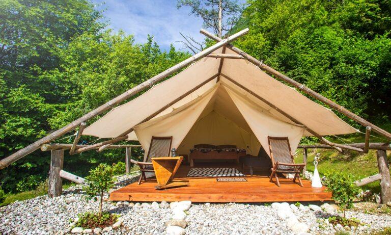 Τουρισμός: Ξεχάστε το camping! Έρχεται το «glamping»! (pics)