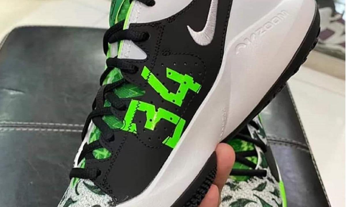 Αντετοκούνμπο: Αυτά είναι τα νέα παπούτσια του Greek Freak! (pics)