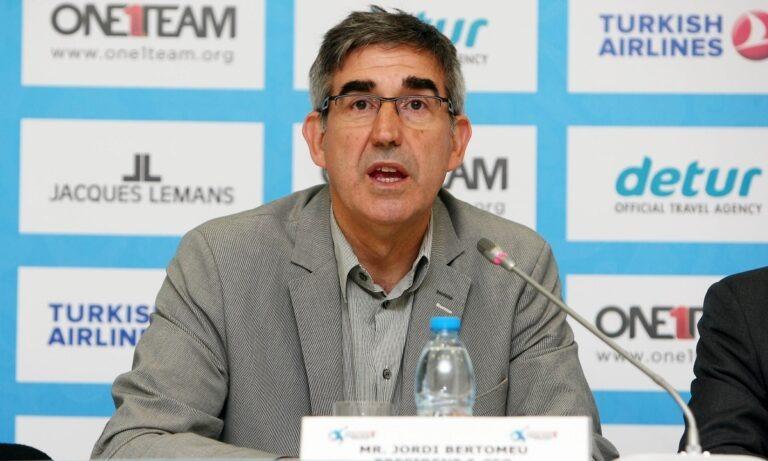 Euroleague: Σε αυτά διαφωνούν με τον Μπερτομέου οι 7