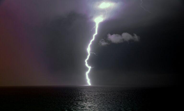 Έκτακτο Δελτίο Επιδείνωσης Καιρού:  Ποιος καύσωνας; Έρχονται καταιγίδες, μποφόρ και χαλάζι!