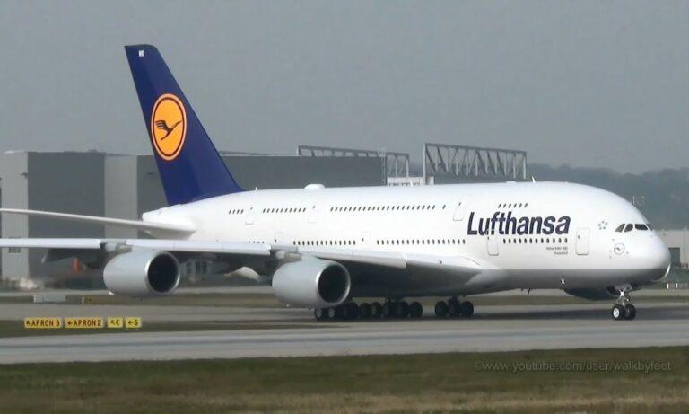 Lufthansa: Ξεκινά πτήσεις προς Ελλάδα - Ποιοι οι προορισμοί