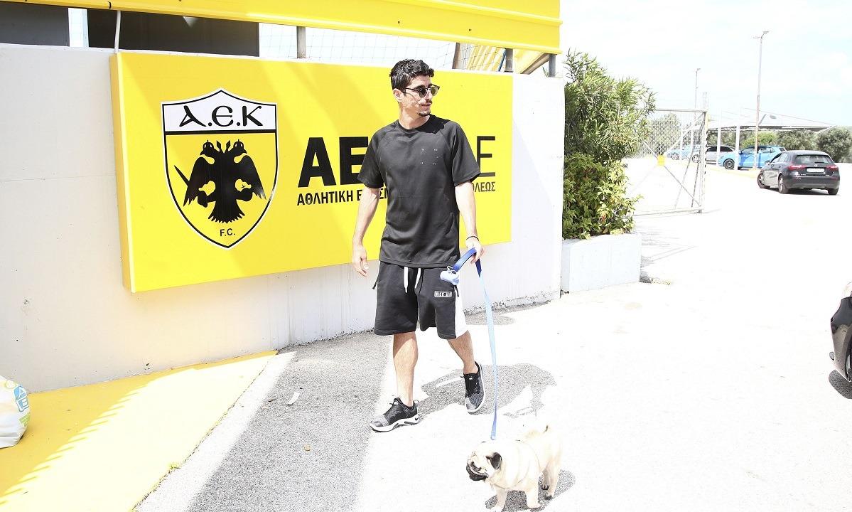 ΑΕΚ: Στη λίστα της Μπεσίκτας ο Πέτρος Μάνταλος - Sportime.GR