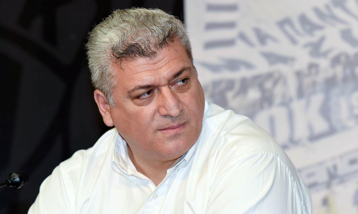Ζουρνατσίδης: «Θεωρούσαν αγγαρεία το πρωτάθλημα Παναθηναϊκός και Ολυμπιακός»