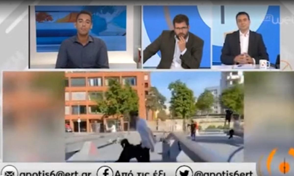 Γκάφα δημοσιογράφου: Νόμιζε ότι το παρκούρ είναι όνομα... σκύλου! (vid)