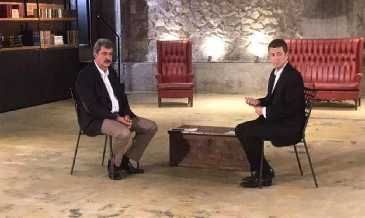 Συνέντευξη Πολάκη: Οι ατάκες για Κοσιώνη, Σημίτη που κόπηκαν στον Στρόιτερ (vid)