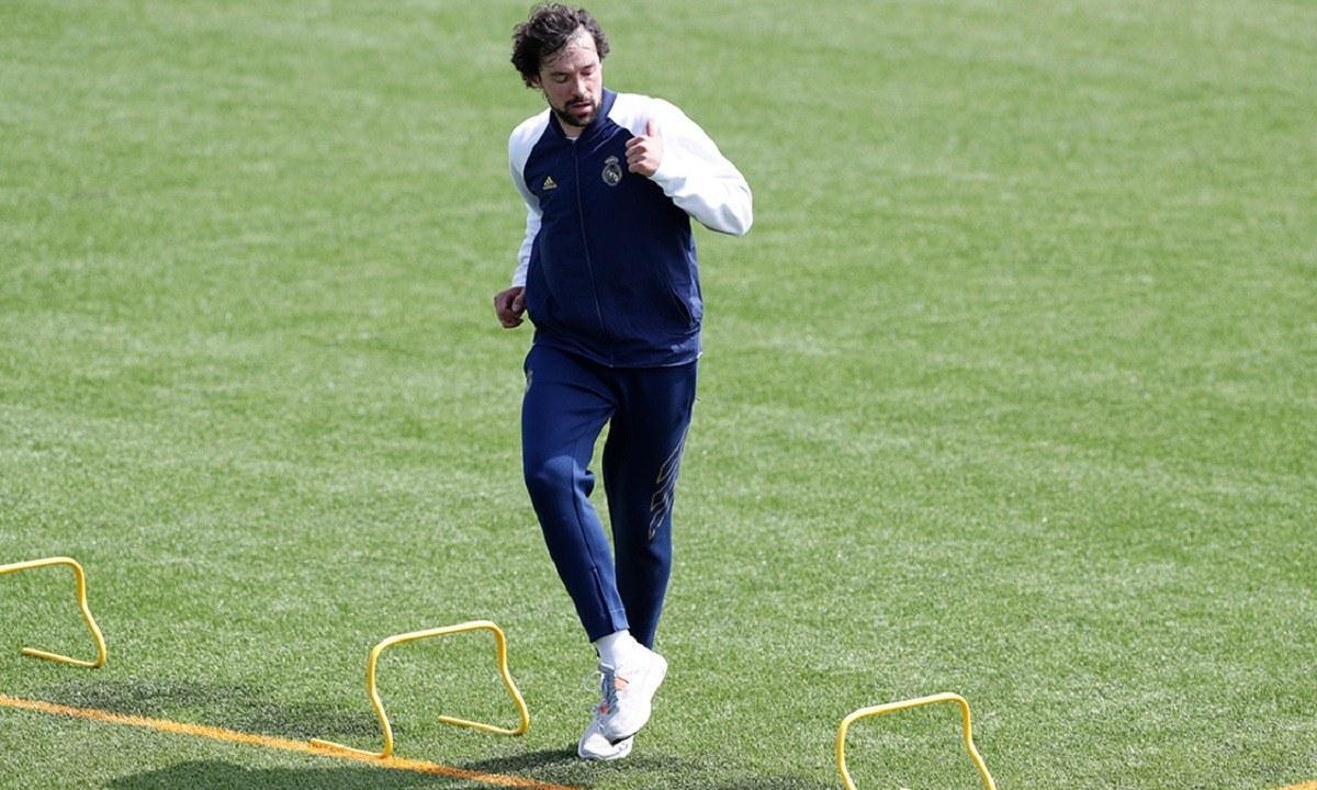 Ρεάλ Μαδρίτης: Επιστροφή στις προπονήσεις μετά από δύο μήνες (pics) - Sportime.GR