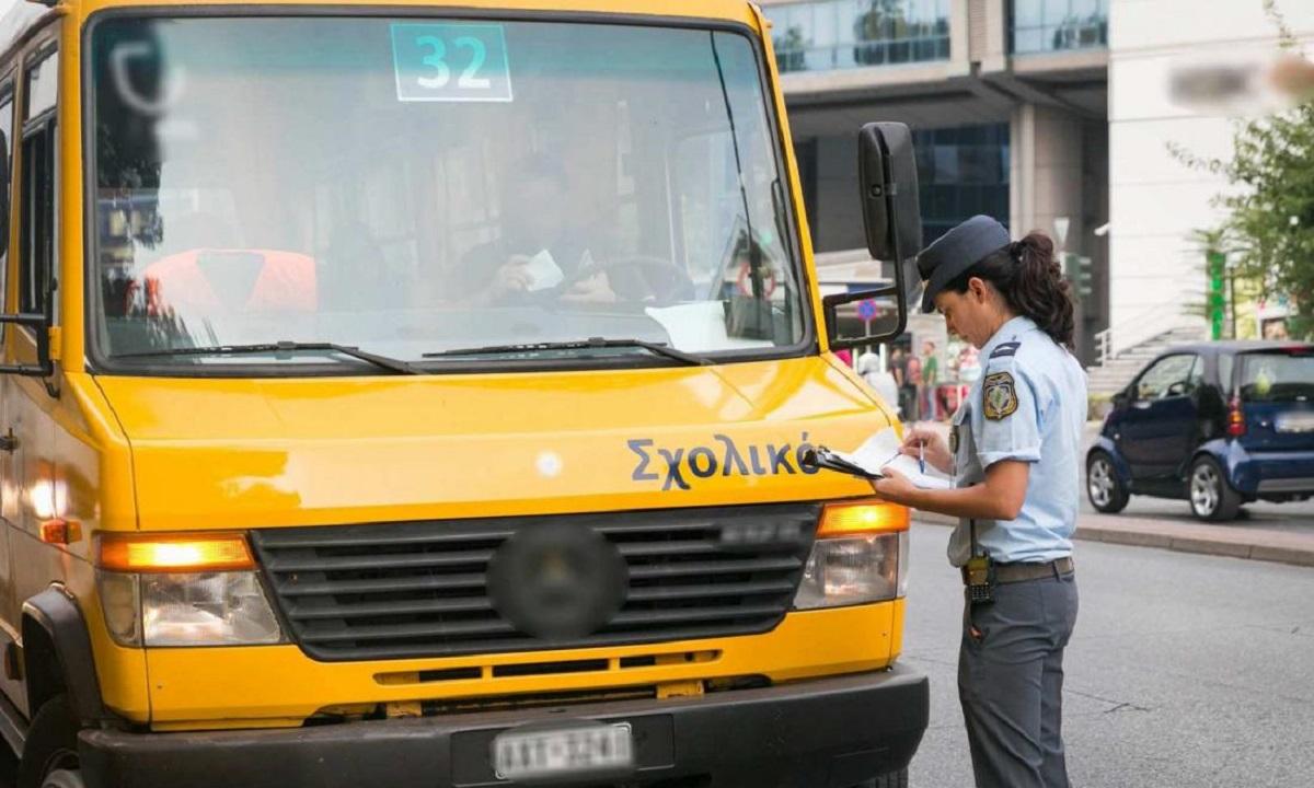 Άρση μέτρων: Με τους μισούς μαθητές τα σχολικά λεωφορεία