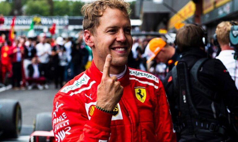 «Βόμβα» στη Ferrari: Επίσημα τέλος ο Φέτελ!