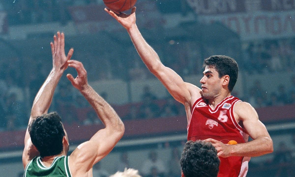 1996: Ολυμπιακός – Παναθηναϊκός 73-38: Η «35άρα» που έμεινε στην ...