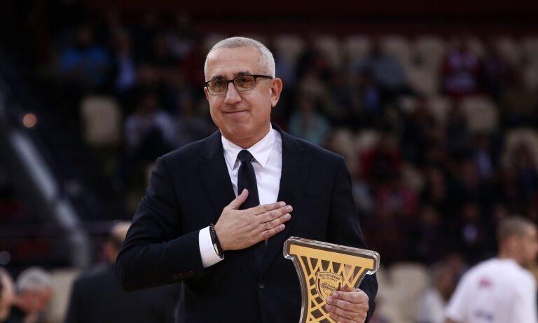 Σταυρόπουλος: «Χαρούμενος που δούλεψα 19 χρόνια με τον Ολυμπιακό»