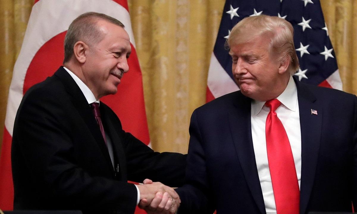 Επικοινωνία Τραμπ-Ερντογάν: Τι συζήτησαν