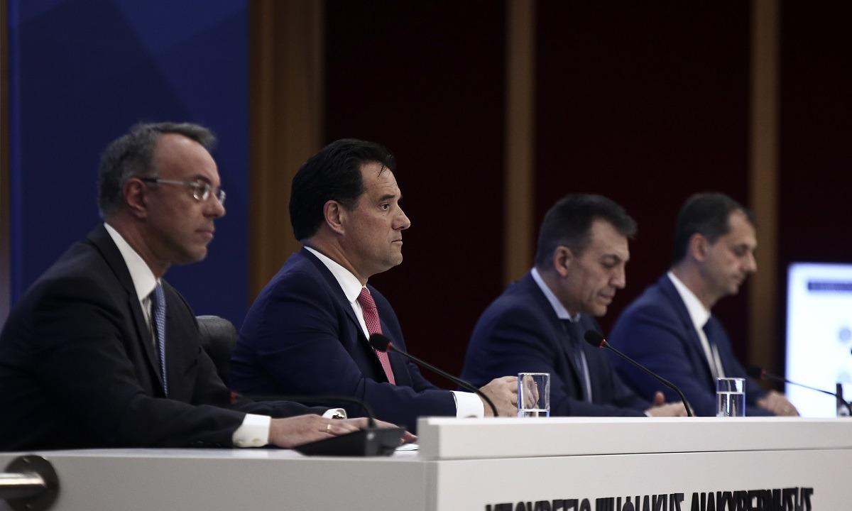 Άδωνις Γεωργιάδης: Αυτό είναι το σχέδιο της κυβέρνησης για επιχειρήσεις – επενδύσεις - Sportime.GR