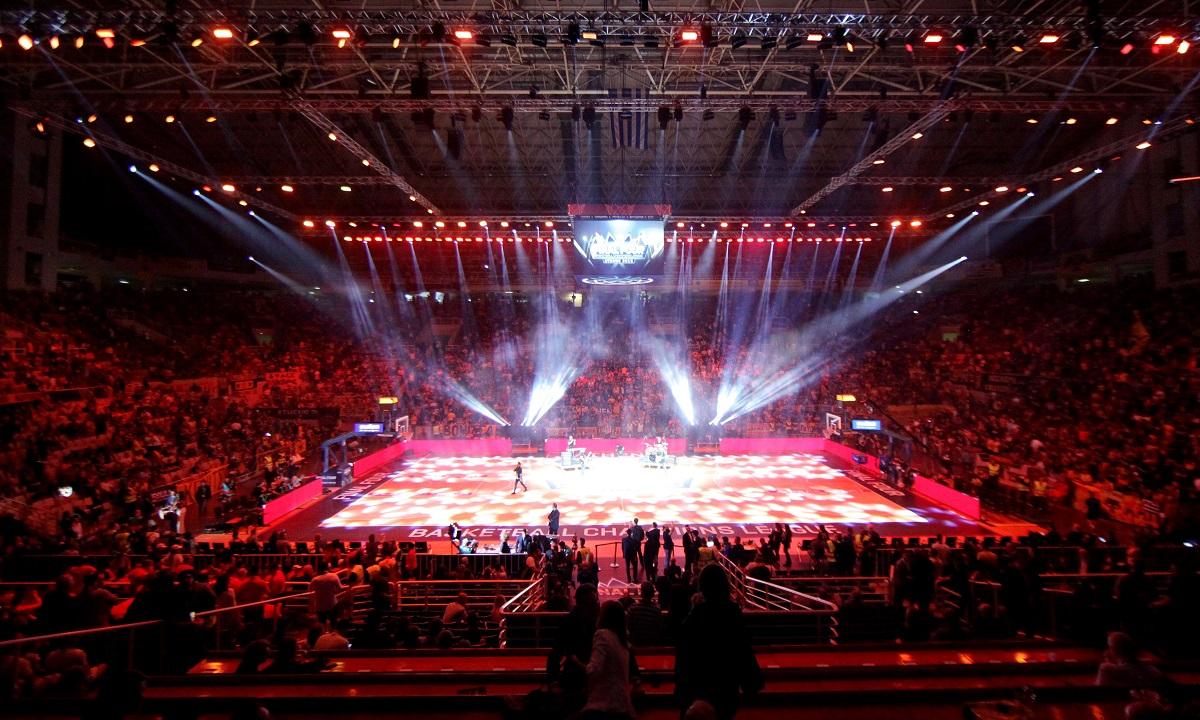 ΑΕΚ: Ένα ΟΑΚΑ… διαφορετκό για το Final 4 του BCL (vid) - Sportime.GR