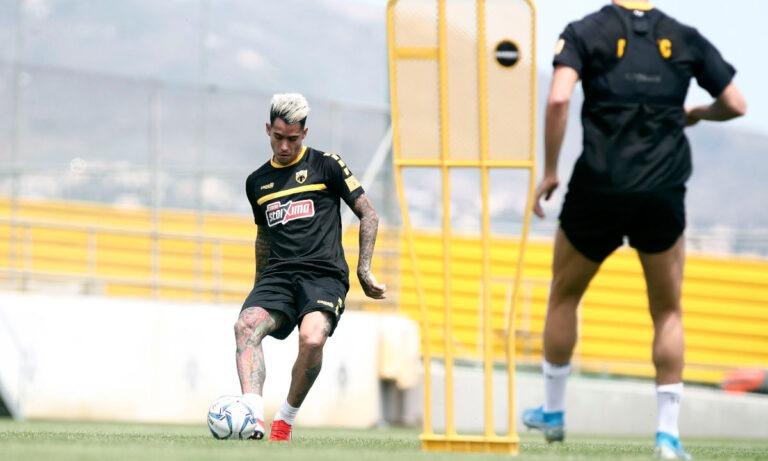 Ο Σέρχιο Αραούχο είναι ο βασικός στόχος της ΑΕΚ για την θέση του σέντερ φορ, αλλά η Λας Πάλμας παίζει... παιχνίδια για ακόμη ένα καλοκαίρι.