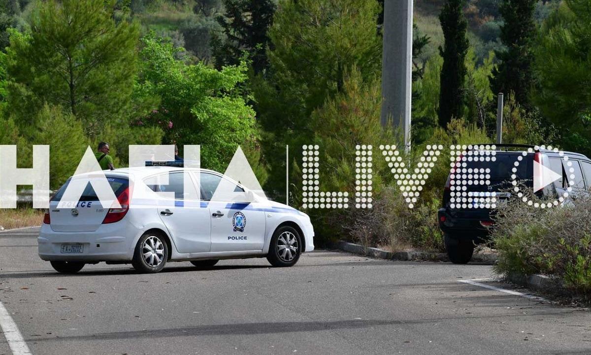 Ηλεία: Βρέθηκε νεκρός αστυνομικός στην Ολυμπία