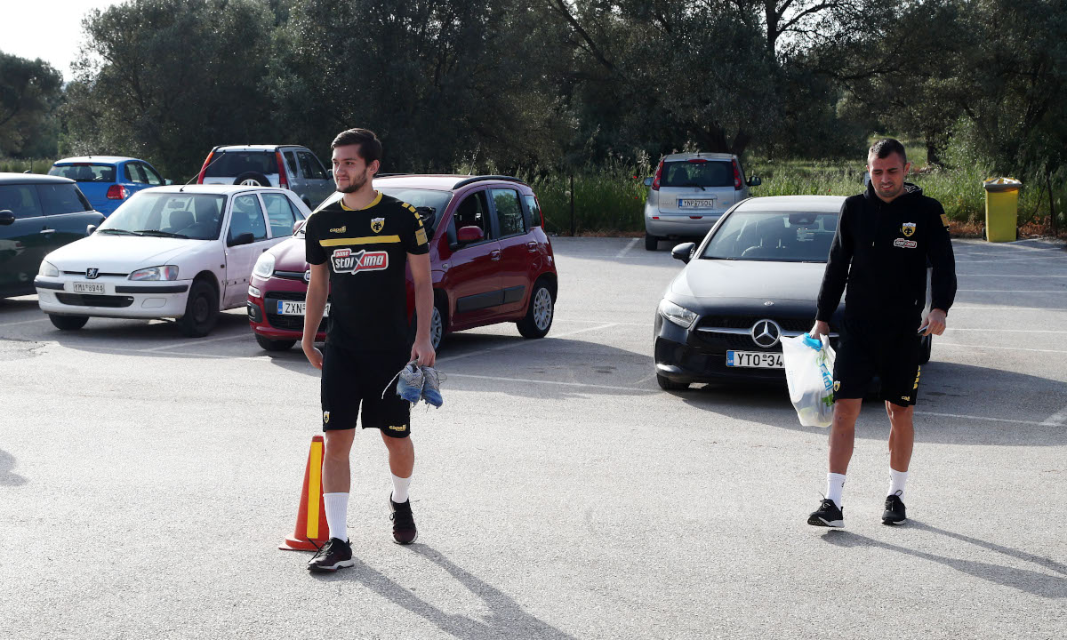 Σαμπανάτζοβιτς: «Περίπου 10 Ιουνίου θα μπορούσε να ξεκινήσει η Super League»
