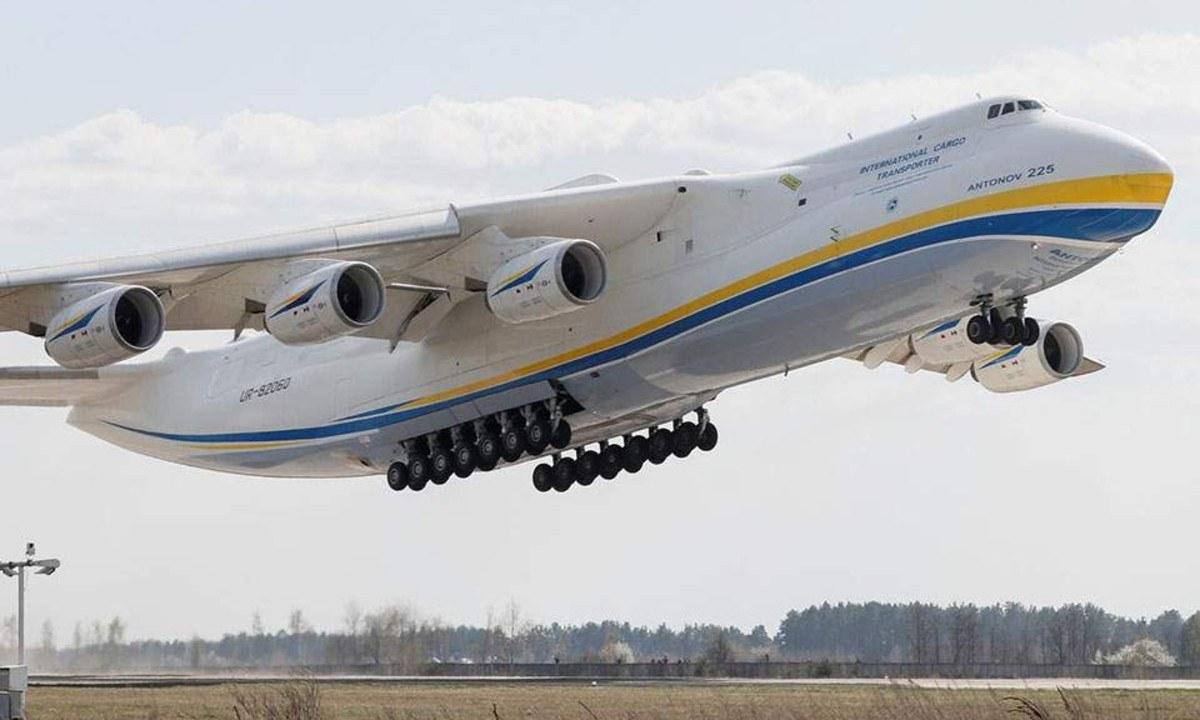 Αθήνα: Το μεγαλύτερο αεροπλάνο στον κόσμο προσγειώθηκε στο «Ελ. Βενιζέλος» (vid)