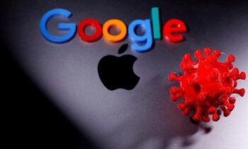 Κορονοϊός: Apple και Google λανσάρουν λογισμικό ανίχνευσης του Covid-19