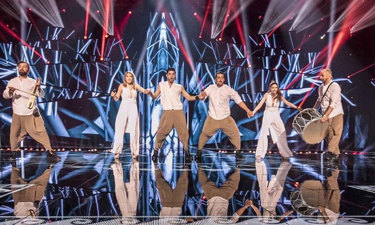 Όταν η Ελλάδα πήγε στη Eurovision με ποντιακά! (vid) - Sportime.GR