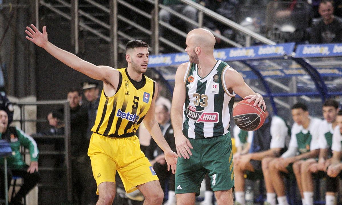 Basket League: Πρωταθλητής 2019-20 Παναθηναϊκός, «σώθηκαν» Άρης-ΠΑΟΚ