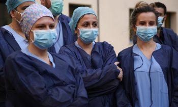 Κορονοϊός Αττικόν: Θετικοί τρεις γιατροί και τρεις ασθενείς