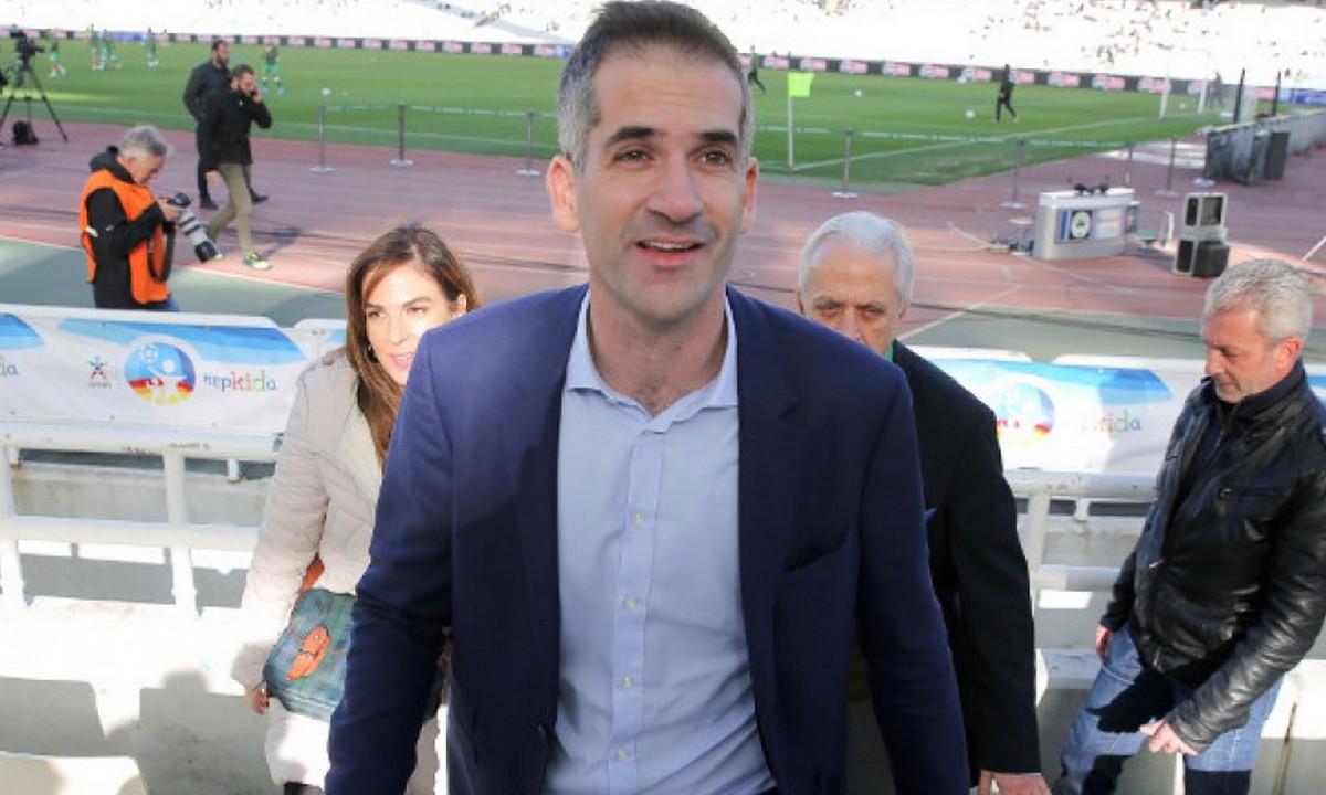 Μπακογιάννης: «Σύντομα οι ανακοινώσεις για Βοτανικό» - Sportime.GR
