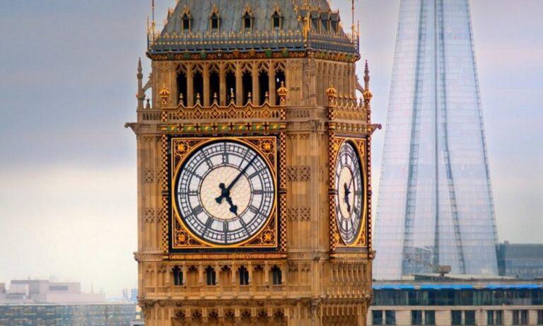 Σαν σήμερα αρχίζει να χτυπά το ρολόι του Big Ben