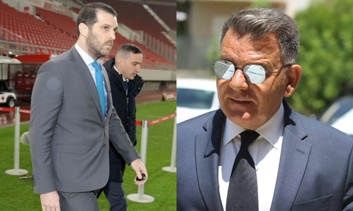 Μπουτσικάρης VS Κούγιας: Ο επόμενος πρόεδρος της Super League