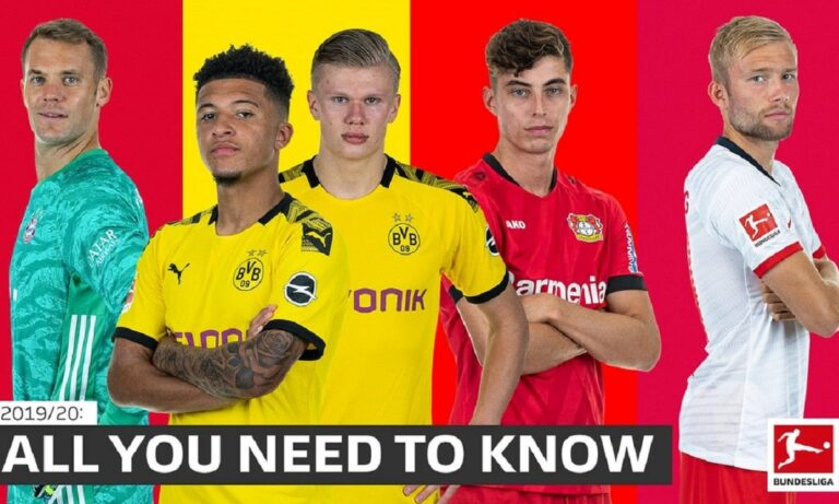Bundesliga: Εξελίξεις κατά τη διάρκεια του κορονοϊού!