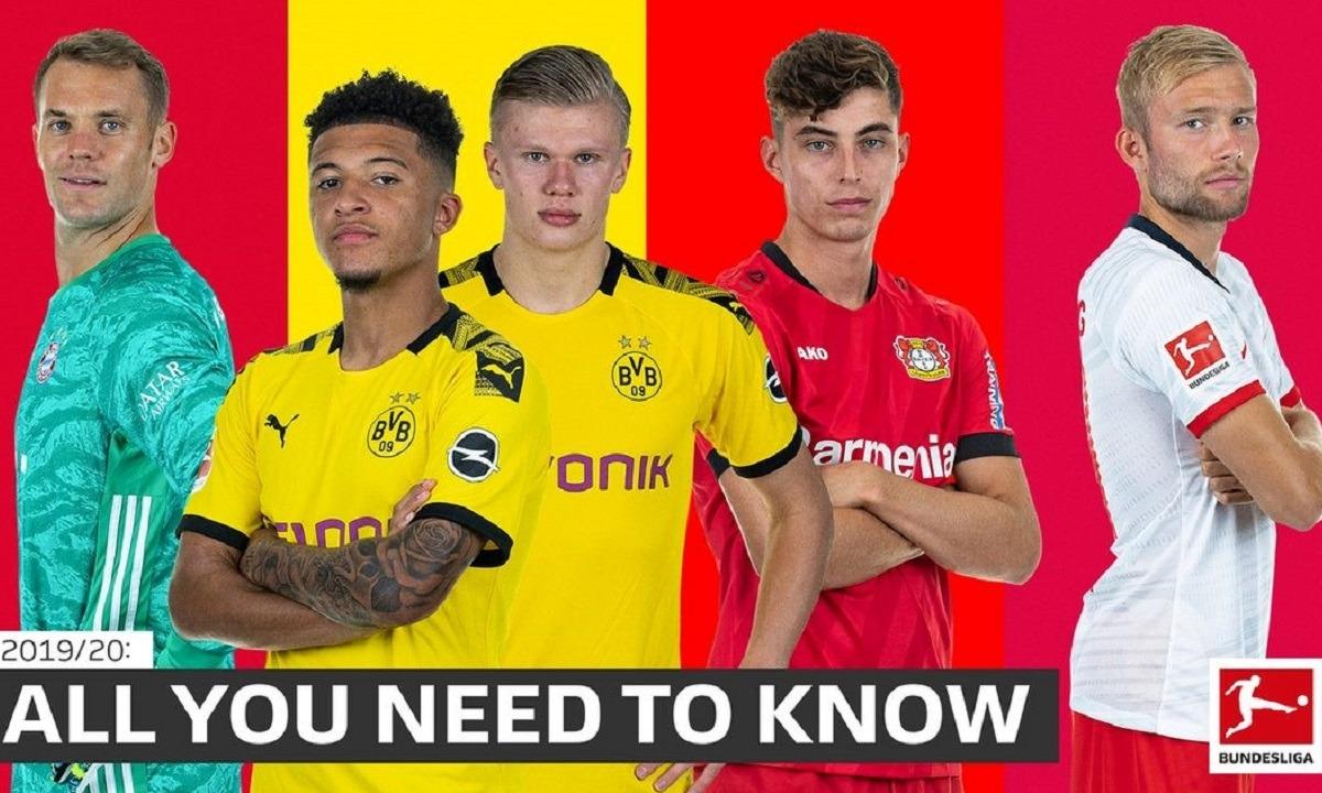 Bundesliga: Εξελίξεις κατά τη διάρκεια του κορονοϊού! - Sportime.GR