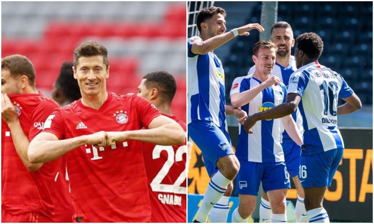 Bundesliga: Όλα τα highlights και τα γκολ της ημέρας (vids)