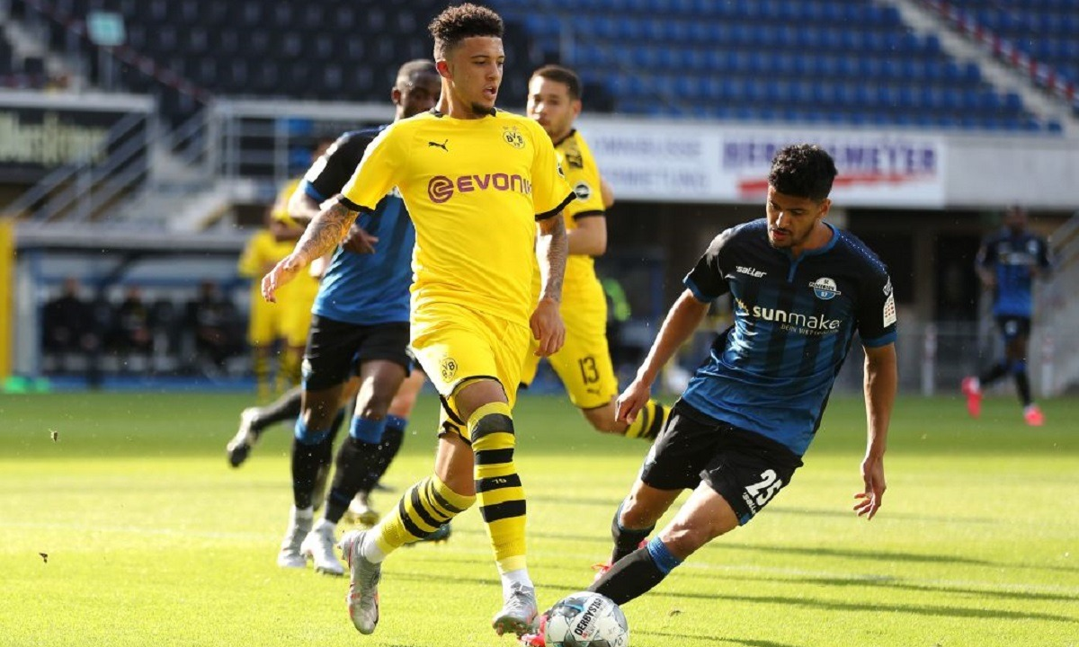 Bundesliga: Μόλις ένα φάουλ στο ημίχρονο του Πάτερμπορν-Ντόρτμουντ!
