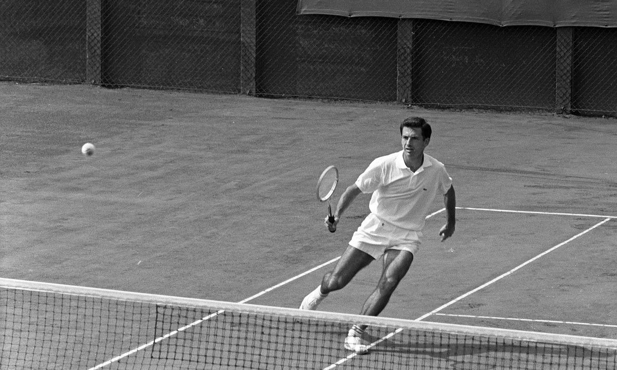 «Έφυγε» από τη ζωή θρύλος του τένις! (vid)