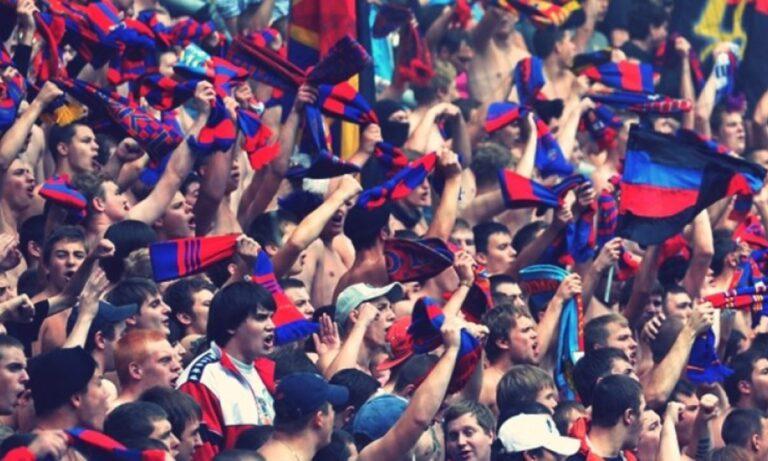Ρωσία: Το πλάνο για παρουσία φιλάθλων στα γήπεδα